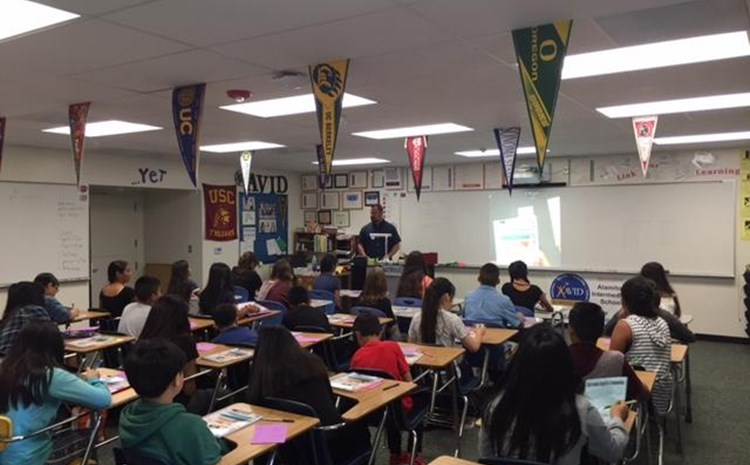 Alamitos Scholars Are AVID Ready - article thumnail image