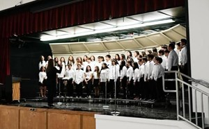 Alamitos Scholars Embrace the Power of Music - article thumnail image