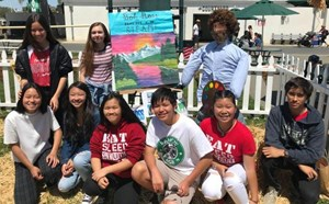 Alamitos Students Put A in STEAM - article thumnail image