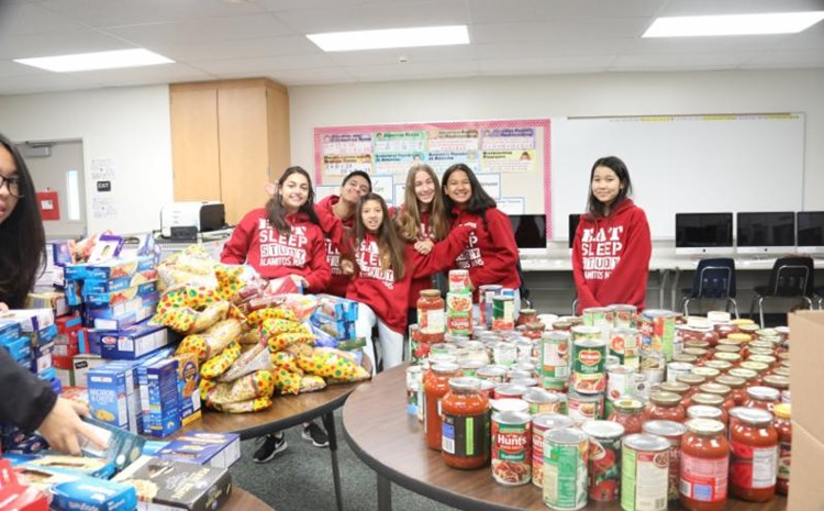Alamitos Condors Come Together for a Great Cause - article thumnail image